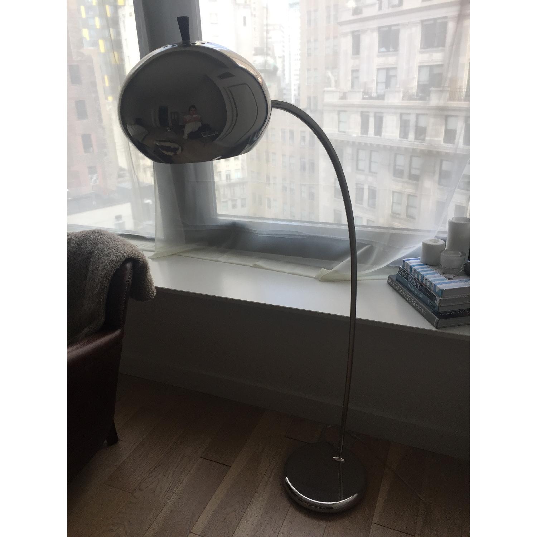 West Elm Mini Arc Lamp-3