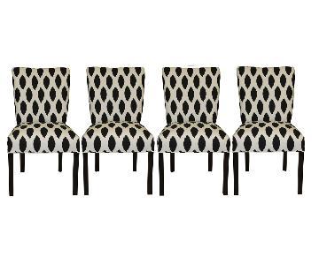 Joss & Main Fabric Dining Chairs