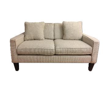 Macy's Double Seat Sofa