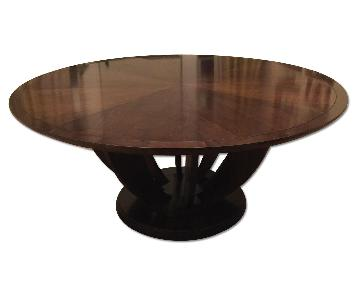Baker Furniture Round Dining Room Table