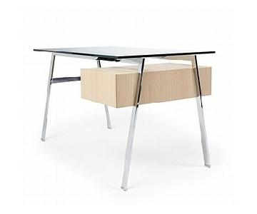 Design Within Reach Single Drawer Homework Desk