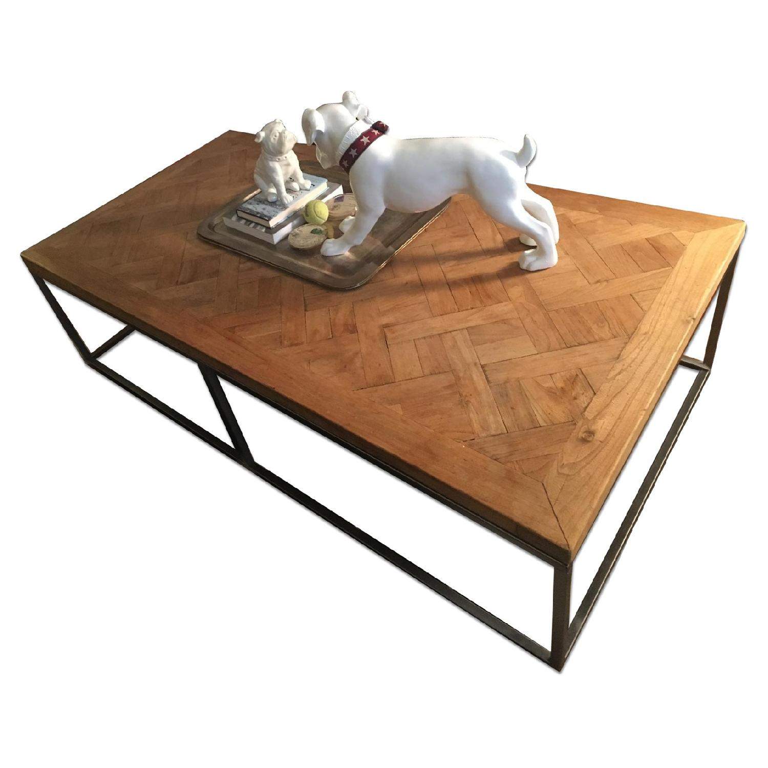 Lillian August Coffee Table AptDeco