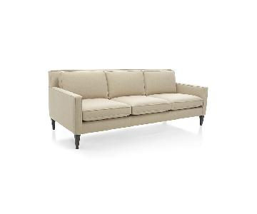 Crate & Barrel Rochelle Sofa
