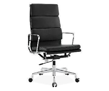 Eames Aluminium Softpad Executive Office Chair