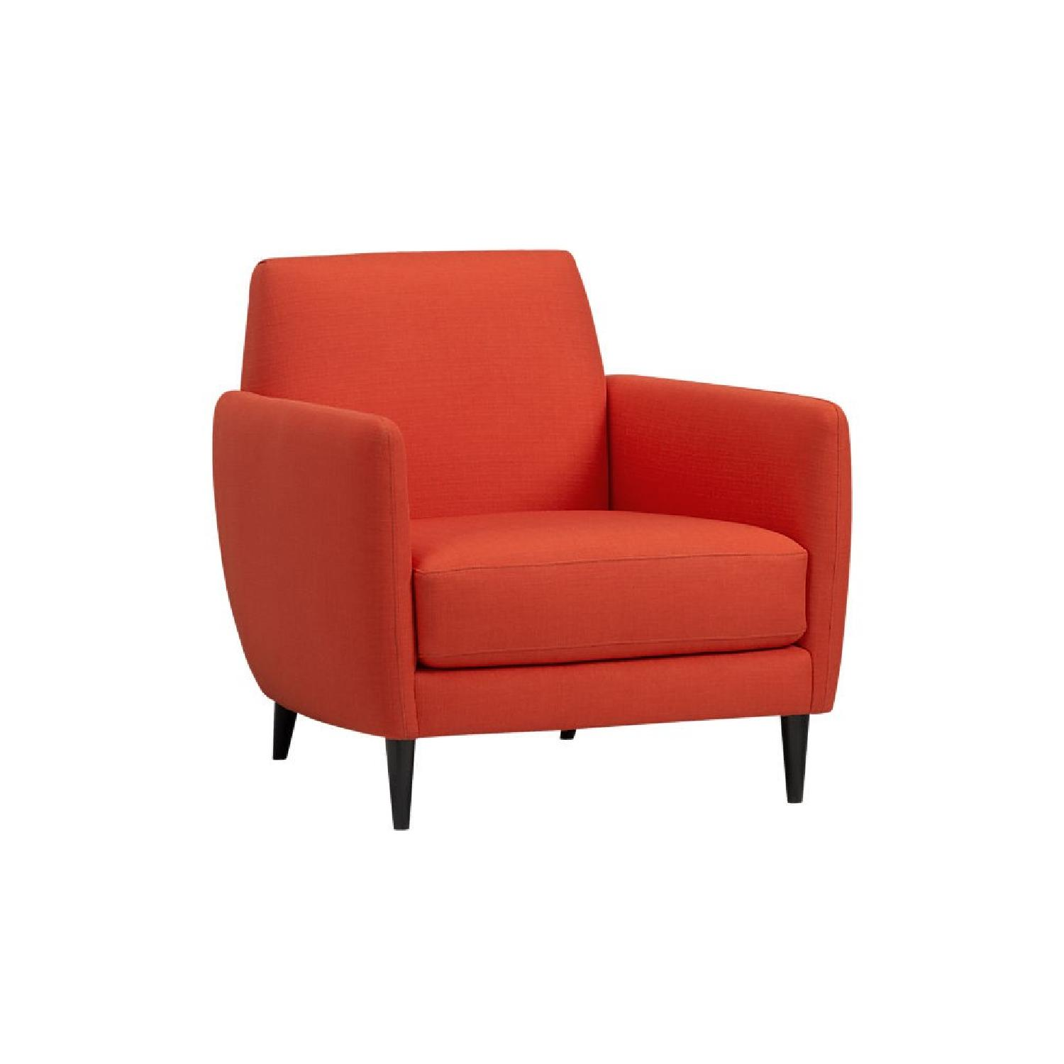 CB2 Accent Chair