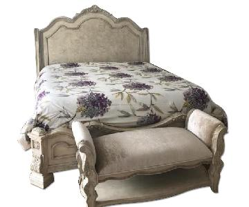 Ashley's Ortanique 5 Piece King Size Bedroom Set