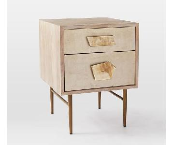 West Elm Roar + Rabbit Nightstand