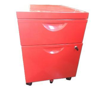 Ikea Erik Drawer Unit/Filing Cabinet on Casters