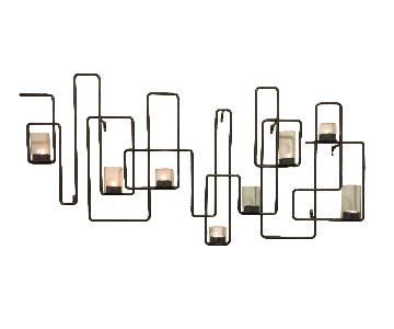 CB2 Wall Candle Sconce