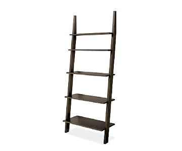 Room & Board Pisa Leaning Shelves in Ash