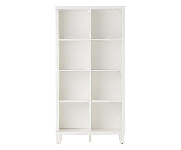 Land of Nod Cubic Tall Bookcase (8-Cube)
