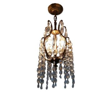 ABC Carpet and Home Chandelier