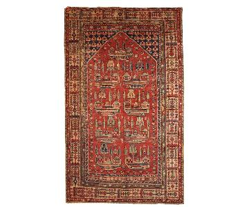 Antique 1890s Turkish Rug