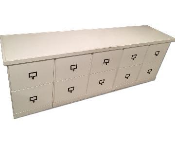 Ballard Designs Filing Cabinet