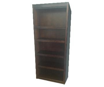 Crate & Barrel Large Bookshelf