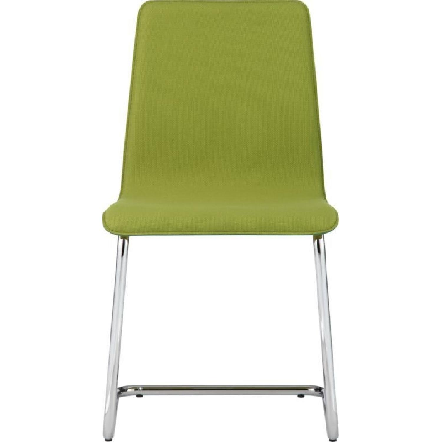 Bend Goods Lucy Chair In Mint Color Aptdeco
