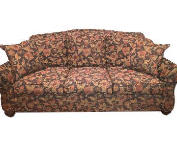 Ethan Allen 3 Cushion Sofa