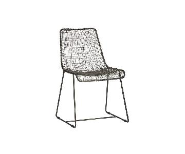 CB2 Reed Chairs