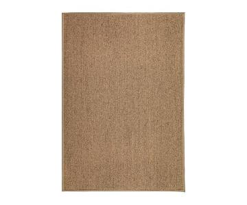 Ikea Osted Flatwoven Natural Rug
