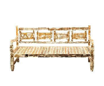 French Provincial Bench