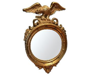 Regency Eagle Convex Mirror