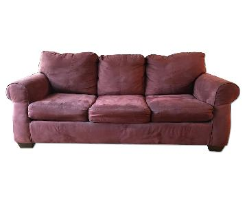 Ashley's Full-Size Sleeper Sofa
