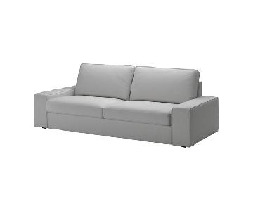 Ikea Gray Sofa