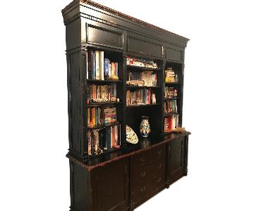 ABC Carpet & Home Vintage Bookcase/Hutch
