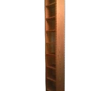 Wood CD Shelf/ Mail Rack