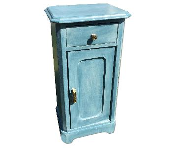 Custom ASCP Painted Small Cabinet