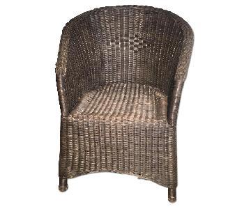 Classic Wicker Chair