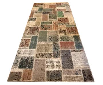 ABC Carpet and Home Anatolian Patchwork Wool Rugs