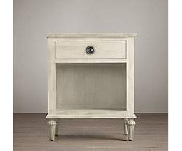 Restoration Hardware Maison Nightstand