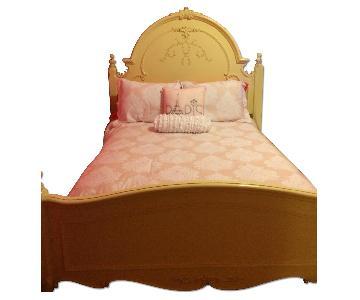 Jessica Mcclintock Romance Collection 4 Piece Bedroom Set