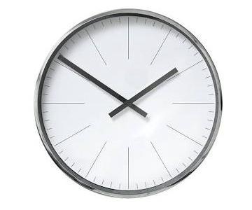 BoConcept Blank Wall Clock