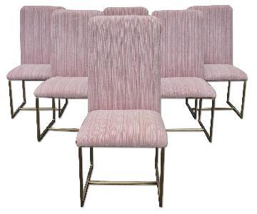 Vintage Modern Highback Dining Chairs