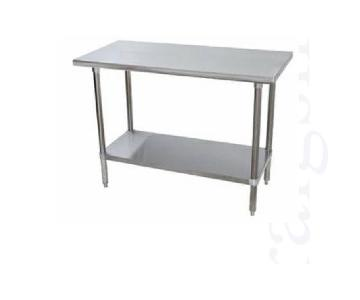 Stainless Steel industrial Chef's Table