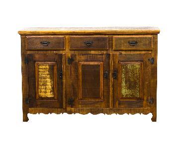 Reclaimed Wood Buffet/Sideboard