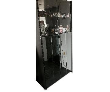 Glass Wall Unit