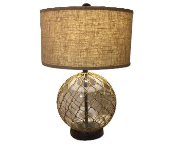Jennifer Convertibles Nautical Lamps
