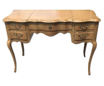 Vintage 1960s Mid Century Vanity Table