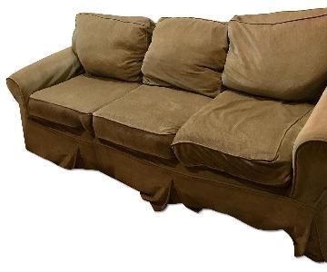 Pottery Barn Basic Slipcovered Sofa