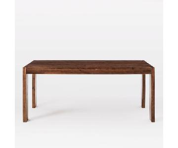 West Elm Boerum Table w/ Bench