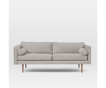 West Elm Monroe Mid-Century Sofa