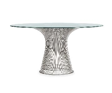 Design Within Reach Knoll Platner Dining Table