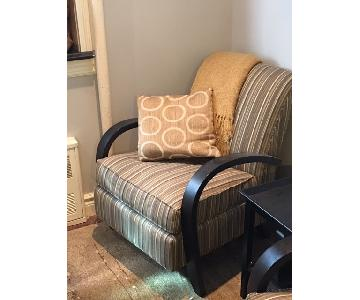 Room & Board Custom Arm Chairs