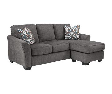 Ashley's Brise Sectional Sofa w/ Chaise