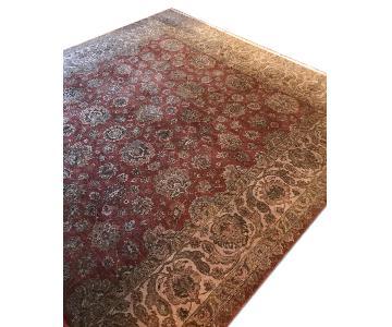 Large Afghan Wool Rug