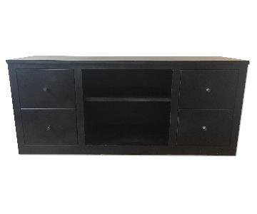 Room & Board Woodwind Media Cabinet in Black