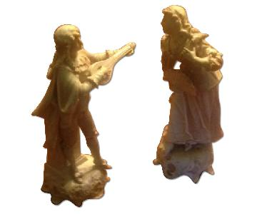 Antique KPM Figurines
